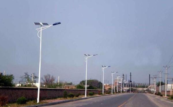 南陽新農村led路燈