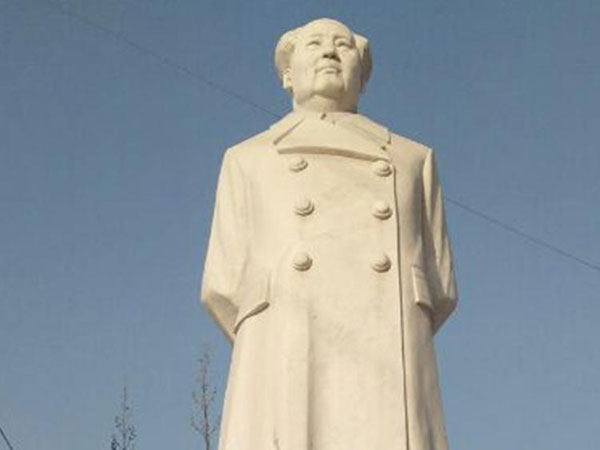 石雕人像-大型石雕毛主席