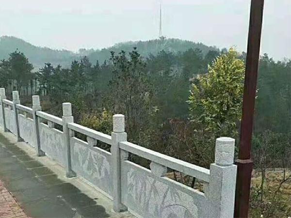 大理石石栏杆