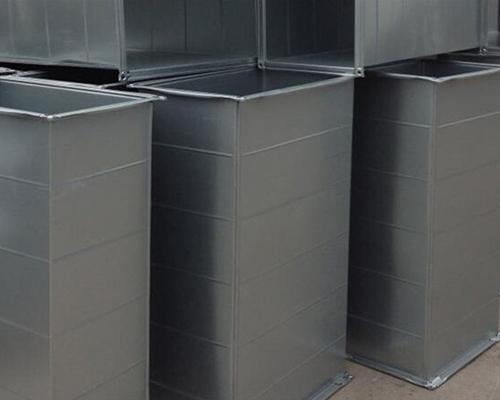 镀锌钢板风管供应商