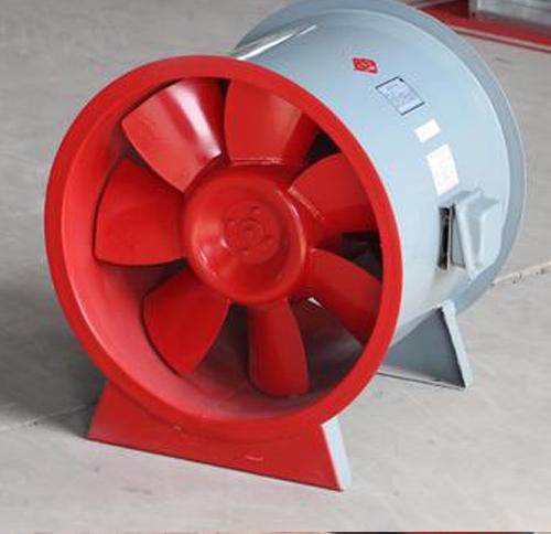 安装消防高温排烟风机前要做什么检查?