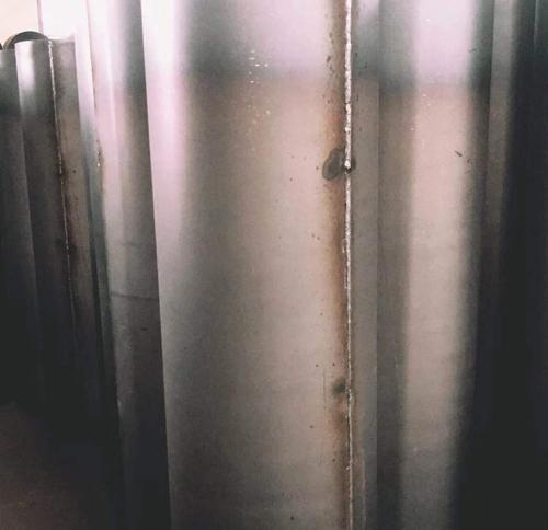 人防焊接风管