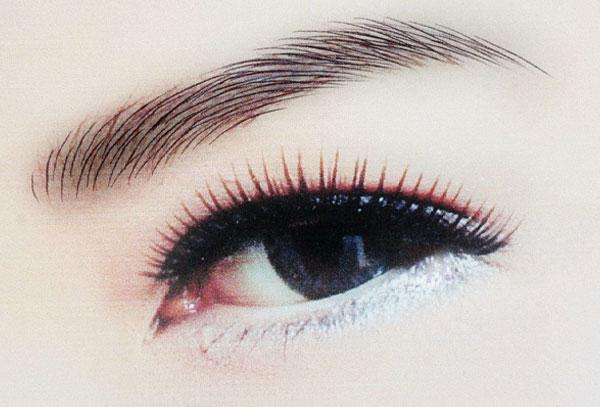 纹眼线培训