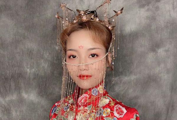 南阳新娘跟妆实战培训