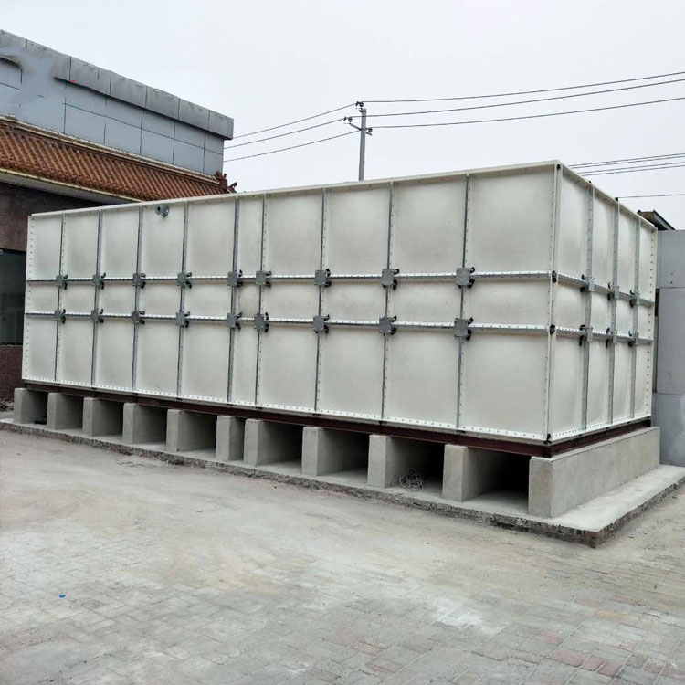 SMC玻璃钢水箱加工