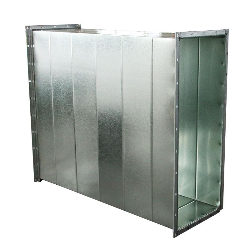 镀锌板风管安装