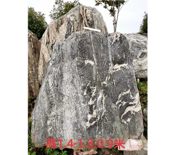 1.4米高泰山石定制