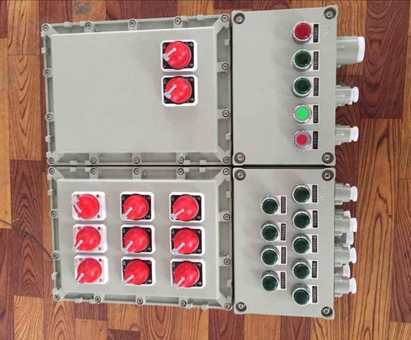 接线防爆控制箱