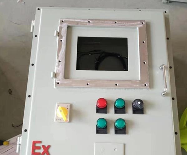 化工厂防爆控制箱