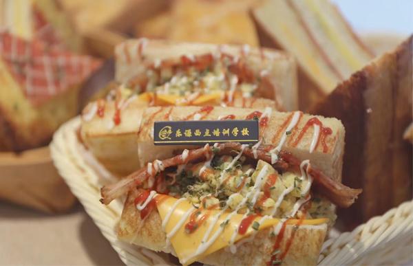 三明治面包