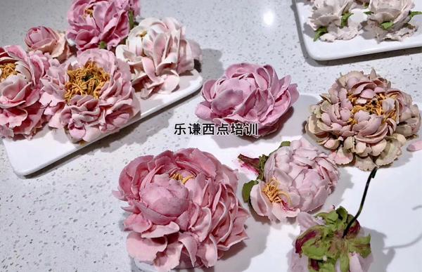 南阳韩式裱花课