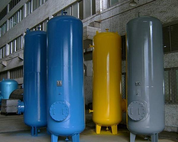 湿式储气罐