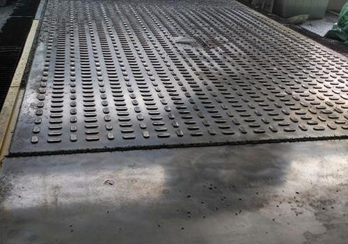 厂家直销聚乙烯路基板