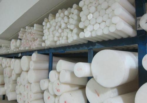 超高分子量聚乙烯棒材加工