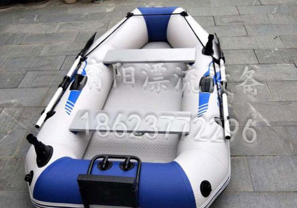 便携式充气船