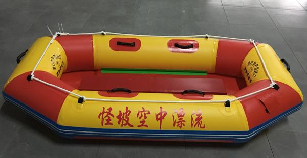 玩漂流艇时候应该怎样要注意以下几点哦