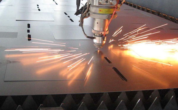 激光切割加工厂