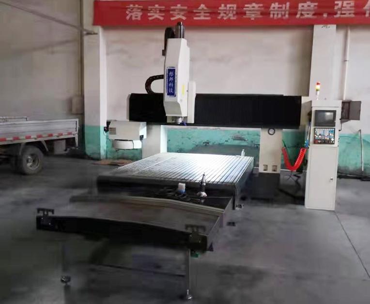 龙门铣床厂家