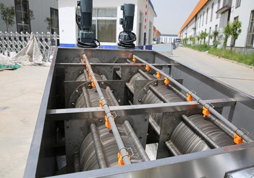 污水疊螺機處理設備