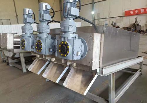 廠家直銷疊螺式污泥脫水機