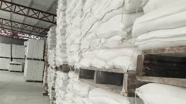 不同形状的轻质碳酸钙的用途介绍