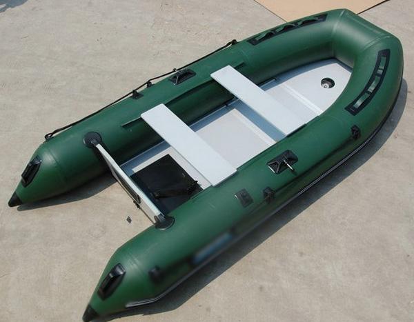 便携式冲锋舟
