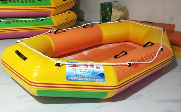 焦作充气漂流船价格