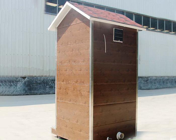 公园移动环保厕所