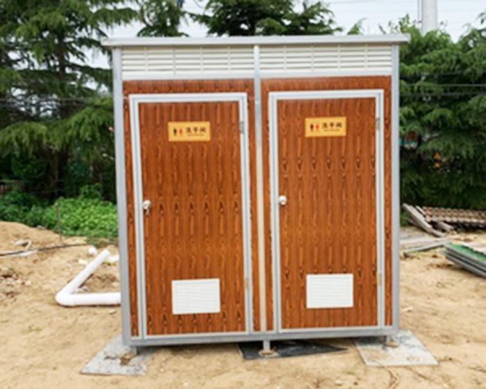 旱厕改造施工