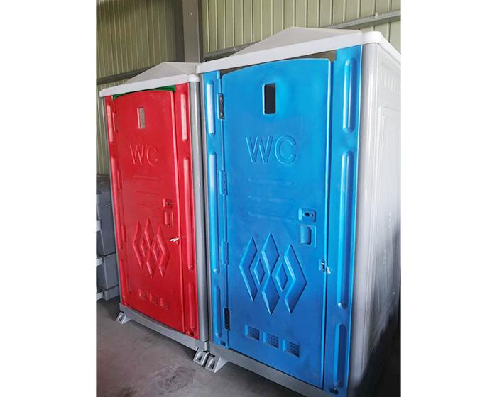 滾塑環保廁所