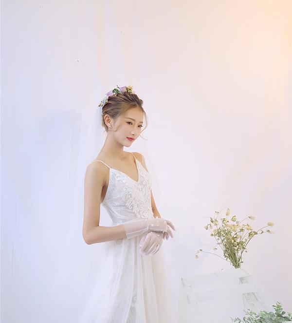日式新娘造型