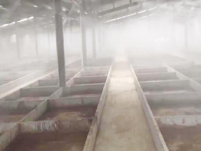 养殖场消毒除臭、降温喷雾