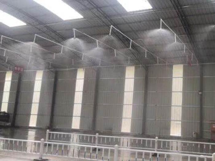 喷淋降尘设备厂家