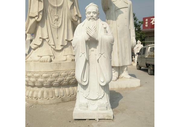 孙思邈石雕像
