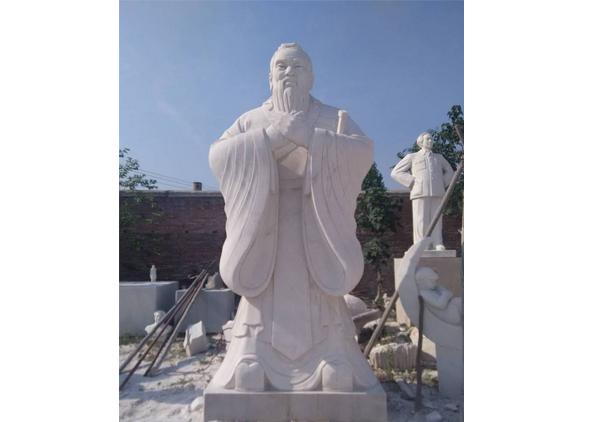 医圣张仲景石雕像