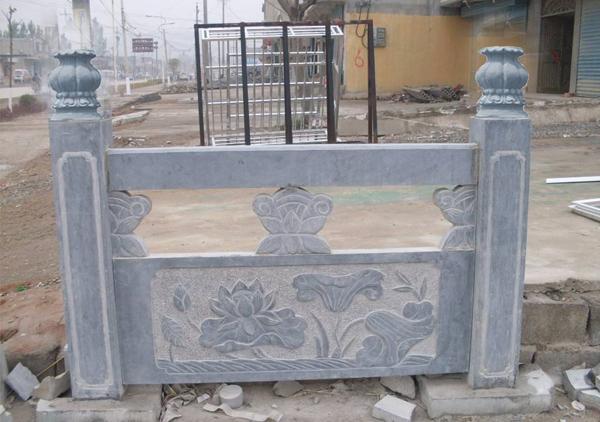 花岗岩石雕栏板