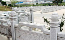 你知道常见的石栏杆都有哪些材质吗