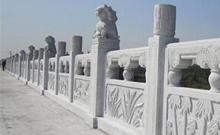 石雕厂家教你选择什么样的栏杆才令人放心?