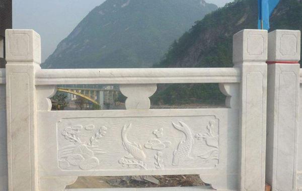 安阳石雕栏杆在运输前后,需要注意些什么呢?