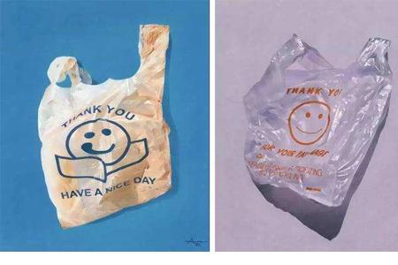 背心型塑料袋