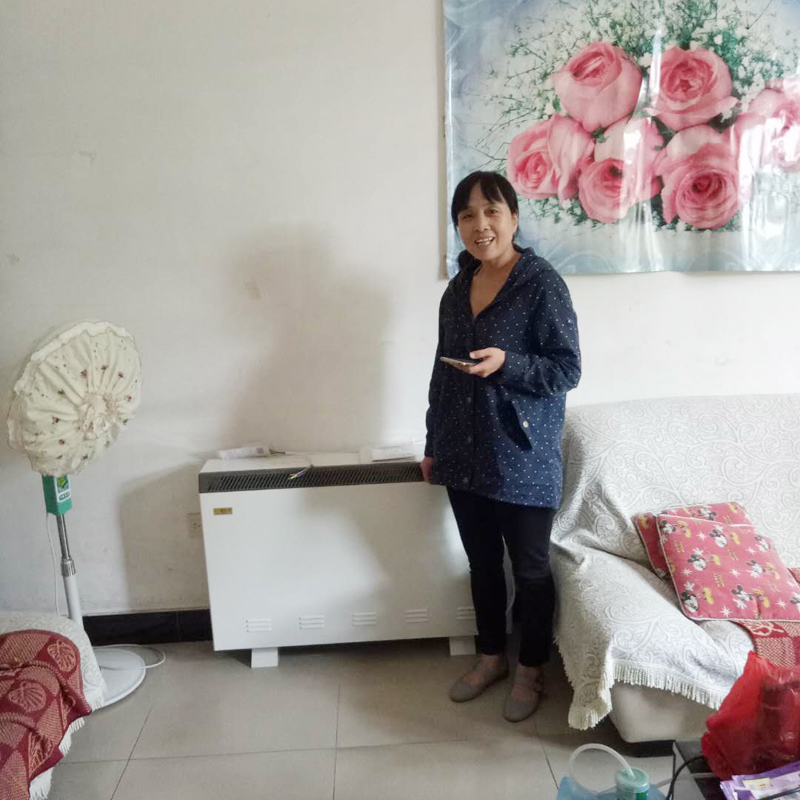 电暖器客户案例