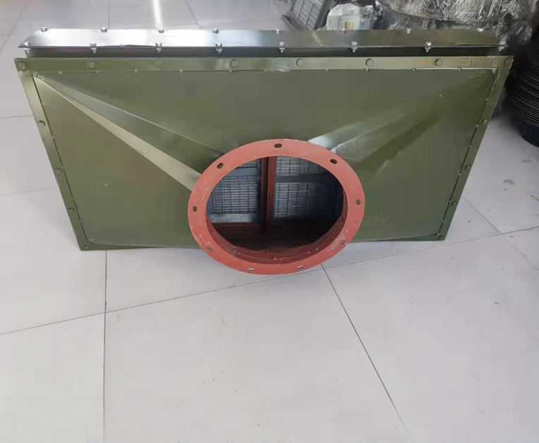 人防油网滤尘器