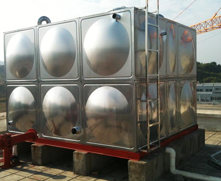 304不锈钢板水箱