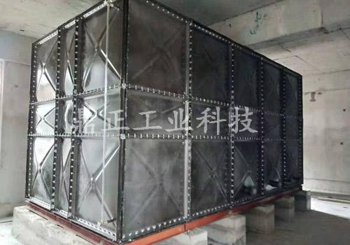 搪瓷保温水箱
