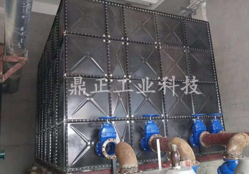 新搪瓷钢板水箱