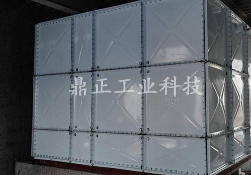 新鋼板噴塑水箱