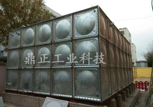不锈钢水箱有哪九大特点分析?