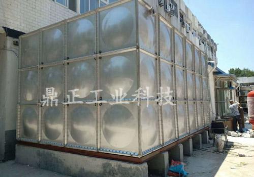 不锈钢水箱安装方案及细节!