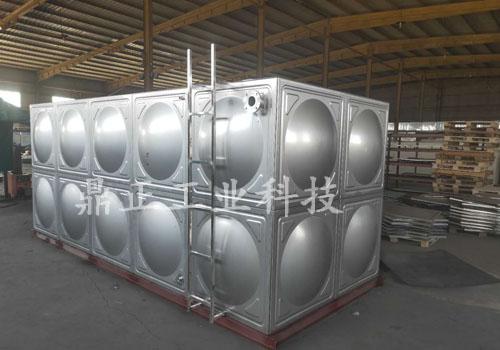 周口不锈钢保温水箱