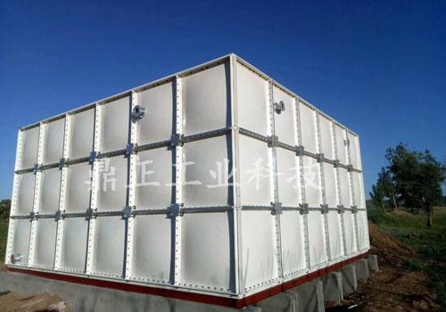 湖北玻璃钢水箱制造